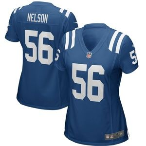 Women's Indianapolis Colts Quenton Nelson Jersey